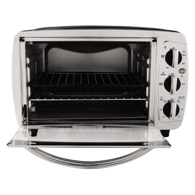 Oster Toaster Oven - Stainless Steel TSSTTV0001