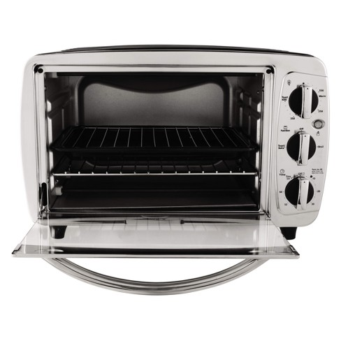 Oster® Toaster Oven - Stainless Steel TSSTTV0001 - image 1 of 4