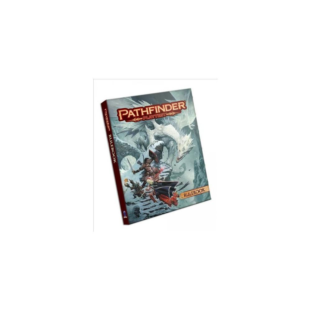 ISBN 9781640780859 product image for Pathfinder Playtest Rulebook - (Hardcover) | upcitemdb.com