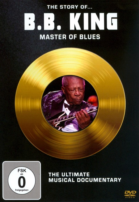 Bb king:Master of blues (DVD) - image 1 of 1