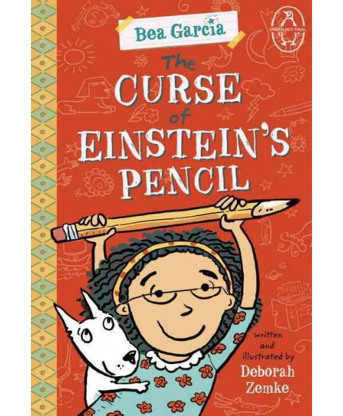 Curse of Einstein's Pencil -  (Bea Garcia) by Deborah Zemke (Paperback) - image 1 of 1