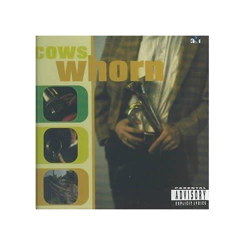 The CowsCowsThe Cows - Whornwhornwhorn (CD) - image 1 of 1