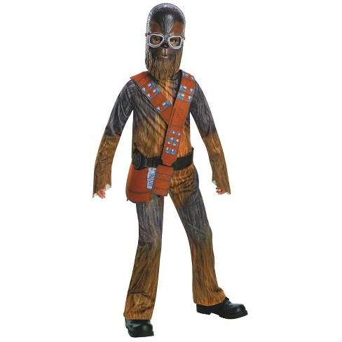 Kids' Solo A Star Wars Story Chewbacca Halloween Costume - image 1 of 1