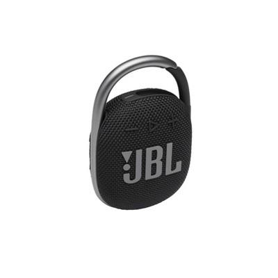 JBL Clip 4 Portable Bluetooth Waterporoof Speaker - Black