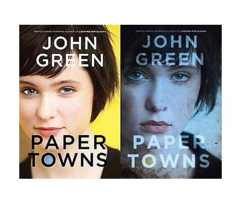 Paper Towns (Hardcover) by John Green - image 1 of 1