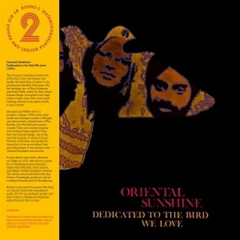 Oriental sunshine - Dedicated to the bird we love (Vinyl) - image 1 of 1
