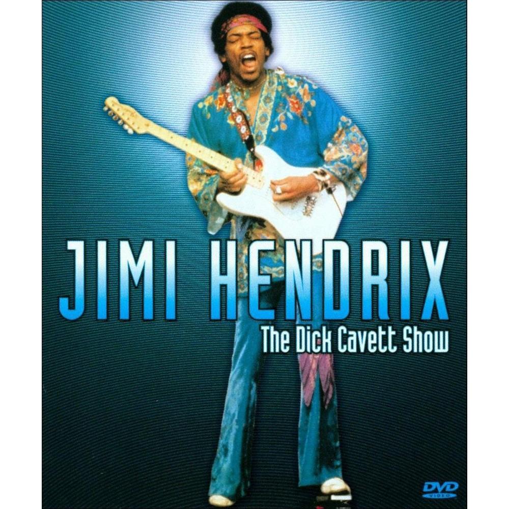 Jimi Hendrix:Dick Cavett Show (Dvd)