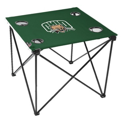 NCAA Ohio Bobcats Portable Table
