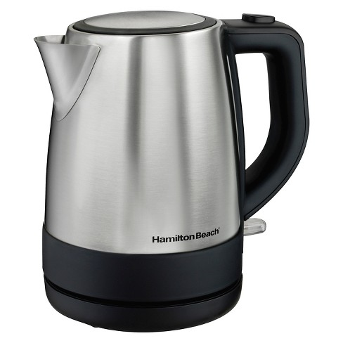 Hamilton Beach 1L Electric Kettle - Stainless 40978 - image 1 of 4