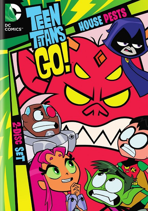 Teen Titans Go!: Season Two Part Two (2 Discs) (dvd_video) - image 1 of 1