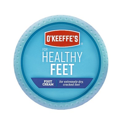Body Lotions: O'Keeffe's Healthy Feet