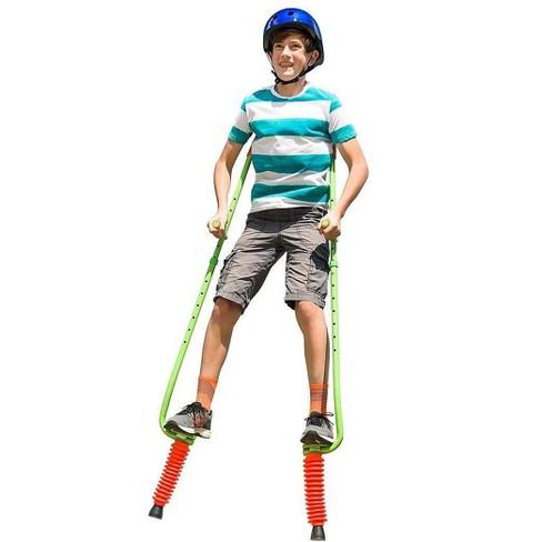 HearthSong Jump2It Adjustable Ergonomic Bouncy Pogo Stilts for Kids - image 1 of 4