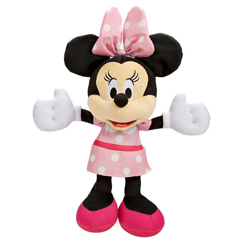 Fisher-Price Disney Mickey Mouse Clubhouse Silly Squeeze Minnie - image 1 of 6