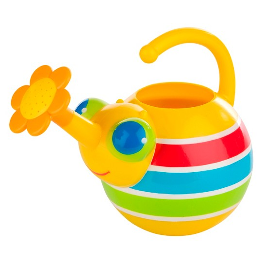 Melissa & Doug Sunny Patch Giddy Buggy Watering Can With Flower-Shaped Spout image number null