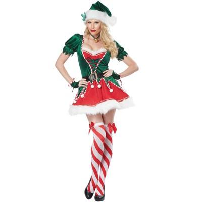 California Costumes Santa's Helper Adult Costume