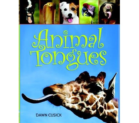 Animal Tongues (Reissue) (Paperback) (Dawn Cusick) - image 1 of 1