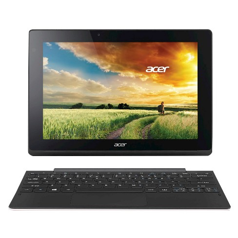 Acer Aspire Switch 10 E, 10.1-inch HD 2-in-1 Tablet & Laptop with Microsoft Office Mobile Apps (SW3-013-106W) - image 1 of 5