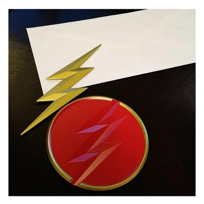 """Icon Heroes The Flash TV Series 6"""" Metal Letter Opener"""