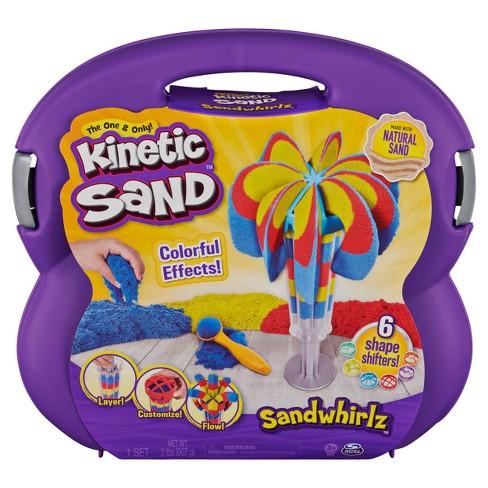 Kinetic Sand Sandwhirlz Playset - image 1 of 4