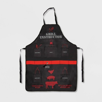 Grill Instructor Apron - Father's Day
