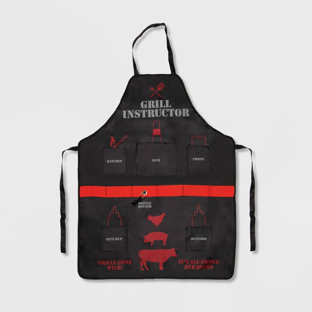 Image of Grill Instructor Apron, Cooking Apron