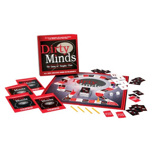 Dirty Minds The Master Edition Game - image 1 of 1