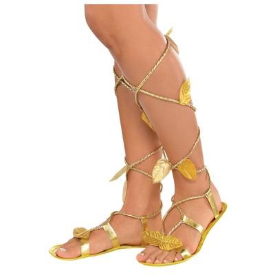 Women's Egyptian Halloween Costume Sandals