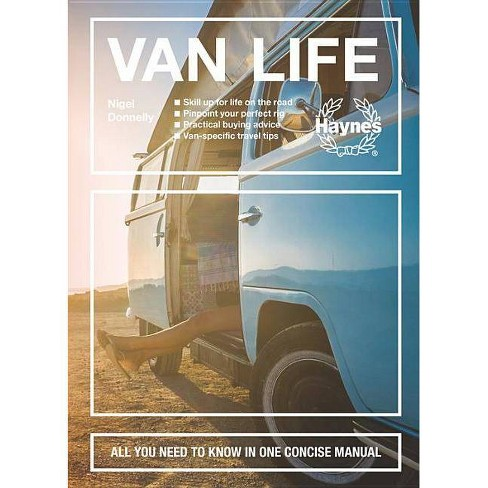 Van Life - (Concise Manuals) by  Nigel Donnelly (Hardcover) - image 1 of 1