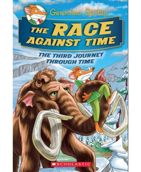 Race Against Time (Hardcover) (Geronimo Stilton) - image 1 of 1