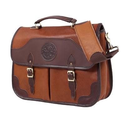 Duluth Pack Executive Portfolio Bison Leather