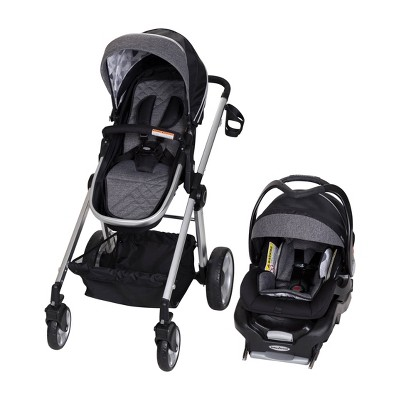 Baby Trend Go Lite Snap Fit Sprout Travel System - Drip Drop Blue