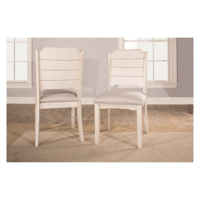 Set of 2 Clarion Dining Chair Distressed - Hillsdale Furniture