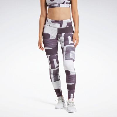 Reebok Lux Bold 2 Leggings Womens Athletic Leggings