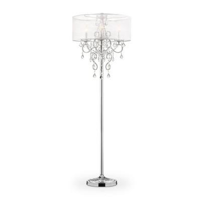 OK Lighting Evangelia Floor Lamp