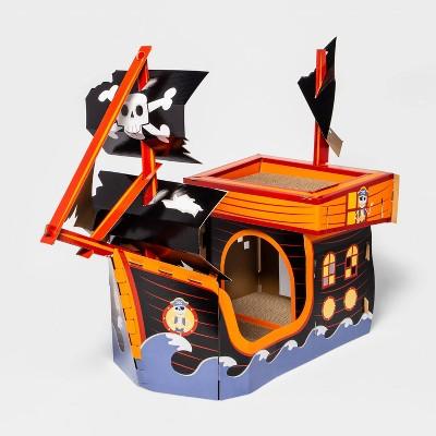 Pirate Ship Cat Scratcher Toy - Hyde & EEK! Boutique™
