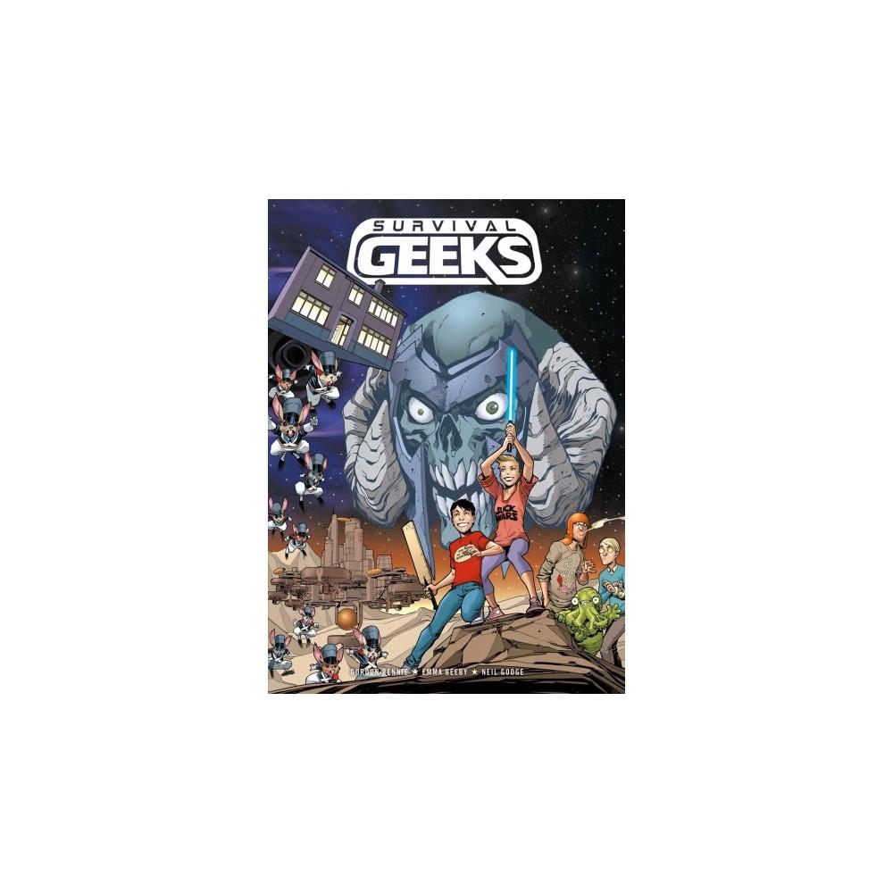 Survival Geeks (Paperback) (Neil Googe & Emma Beeby & Gordon Rennie)