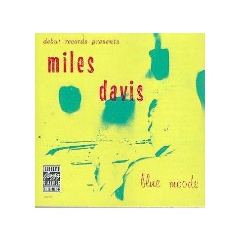 Miles Davis - Blue Moods (CD) - image 1 of 1