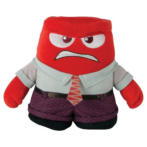 Inside Out Small Plush Anger - image 1 of 1
