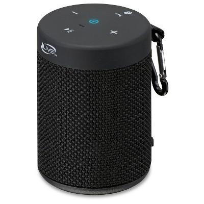 iLive Audio Waterproof, Shockproof Bluetooth Speaker with Speakerphone - Black (ISBW108B)