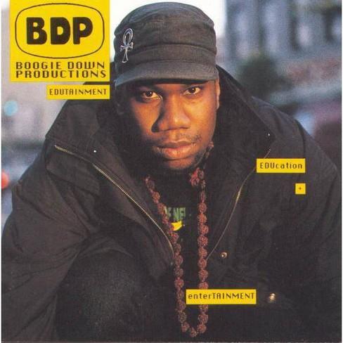 Boogie Down ProductionsBoogie Down Productions - Edutainmentedutainment (CD) - image 1 of 1