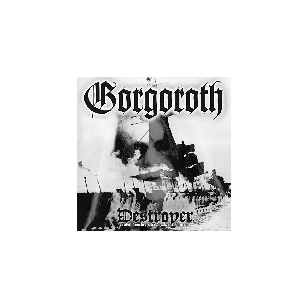 Gorgoroth - Destroyer (CD)