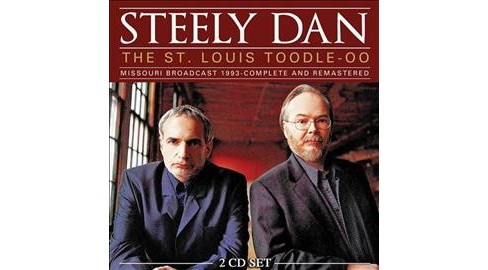 Steely Dan - St Louis Toodleoo (CD) - image 1 of 1