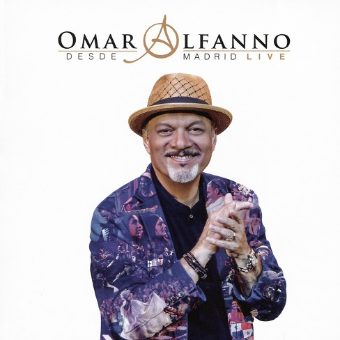 Omar alfanno - Desde madrid live (CD) - image 1 of 1