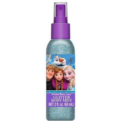Disney Frozen 2 Glitter Body Mist - 2 fl oz