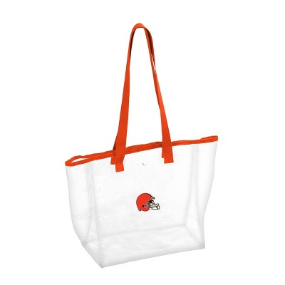 NFL Cleveland Browns Stadium Clear Tote