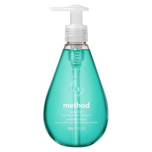 Method Waterfall Gel Hand Soap - 12 fl oz - image 1 of 3