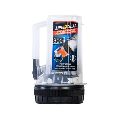 Life+Gear 300 Lumen LED Spotlight Lantern