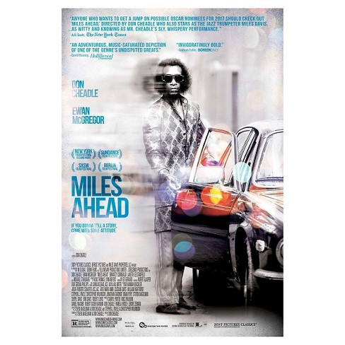 Miles Ahead (DVD) - image 1 of 1