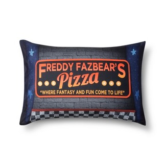 Five Night at Freddys Twin Pillow Case