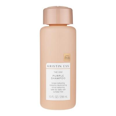 Shampoo & Conditioner: Kristin Ess The One Purple